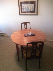 Emily's Dining Room Table